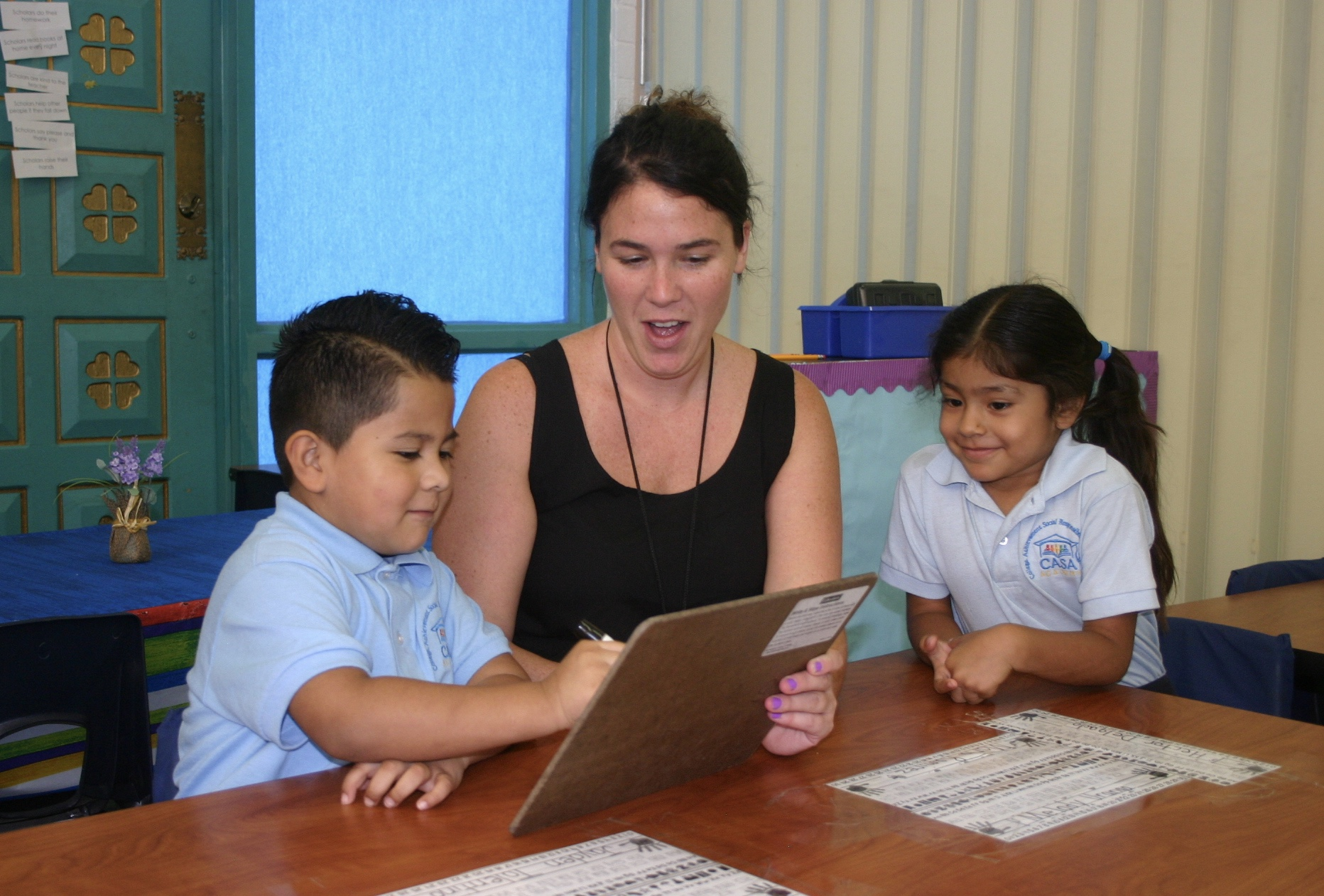 Amanda Diaz, Kindergarten Teacher
