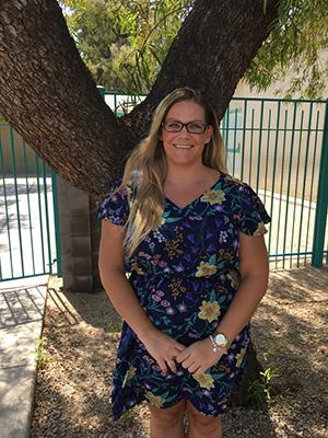 April Thorpe, Kindergarten Teacher