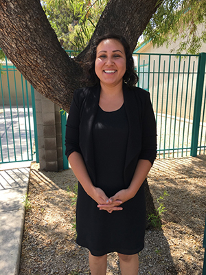 Frania Hernandez – Administrative Coordinator