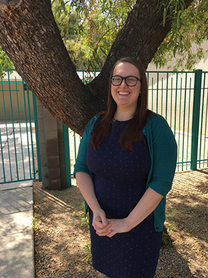 Ashley Lowry – Director of Curriculum and Instruction, Title I Coordinator