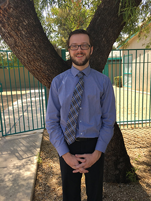 Daniel Willett – First Grade Teacher