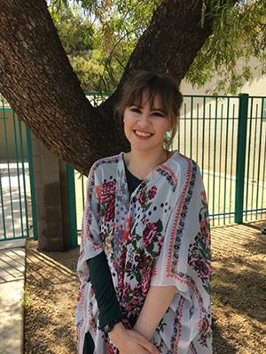 Mirabella Boyer – Paraprofessional