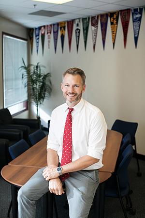 Patrick McHonett – Board Member